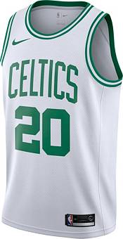 Nike Men's Boston Celtics Gordon Hayward #20 White Dri-FIT Swingman Jersey product image