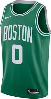 Nike Men's Boston Celtics Jayson Tatum #0 Kelly Green Dri-FIT Swingman Jersey product image