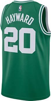 Nike Men's Boston Celtics Gordon Hayward #20 Kelly Green Dri-FIT Swingman Jersey product image