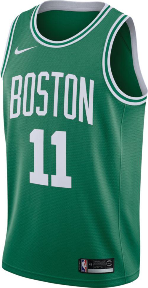 40ee2e22d Nike Men s Boston Celtics Kyrie Irving  11 Kelly Green Dri-FIT Swingman  Jersey. noImageFound. Previous