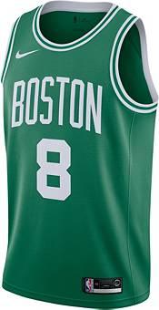 Nike Men's Boston Celtics Kemba Walker #8 Kelly Green Dri-FIT Swingman Jersey product image