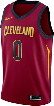 Nike Men's Cleveland Cavaliers Kevin Love #0 Burgundy Dri-FIT Swingman Jersey product image