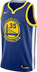 726b369e8d3 Nike Men's Golden State Warriors Kevin Durant #35 Royal Dri-FIT Swingman  Jersey alternate