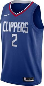 Nike Men's Los Angeles Clippers Kawhi Leonard #2 Royal Dri-FIT Swingman Jersey product image