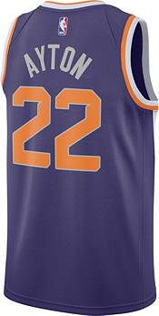 Nike Men's Phoenix Suns DeAndre Ayton #22 Purple Dri-FIT Swingman Jersey product image