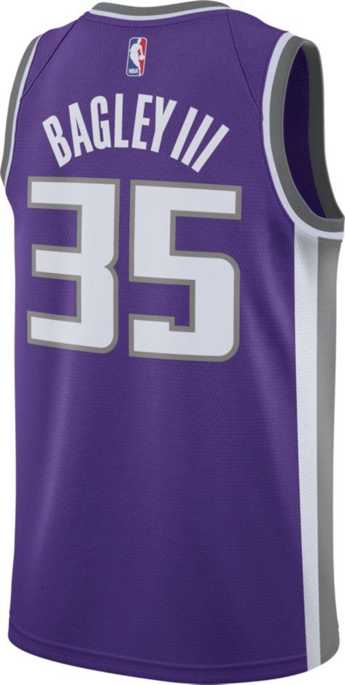 a740e32a6 Nike Men s Sacramento Kings Marvin Bagley III  35 Purple Dri-FIT Swingman  Jersey. noImageFound. Previous. 1. 2. 3