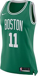 premium selection d2976 a83e3 Nike Women's Boston Celtics Kyrie Irving #11 Kelly Green Dri-FIT Swingman  Jersey