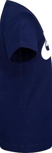 Nike Boys' Dri-FIT Just Do It Swoosh Split Graphic T-Shirt product image