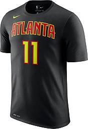 Nike Men's Atlanta Hawks Trae Young #11 Dri-FIT Black T-Shirt product image