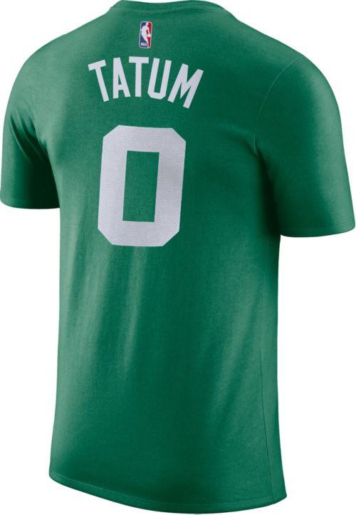 Nike Men s Boston Celtics Jayson Tatum  0 Dri-FIT Kelly Green T-Shirt.  noImageFound. Previous. 1. 2. 3 ce1dba291