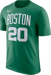 Nike Men's Boston Celtics Gordon Hayward #20 Dri-FIT Kelly Green T-Shirt product image