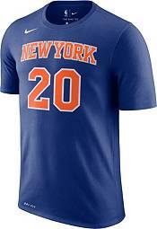 Nike Men's New York Knicks Kevin Knox #20 Dri-FIT Blue T-Shirt product image