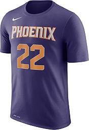 Nike Men's Phoenix Suns DeAndre Ayton #22 Dri-FIT Purple T-Shirt product image