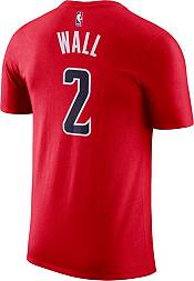 Nike Men's Washington Wizards John Wall #2 Dri-FIT Statement Red T-Shirt product image