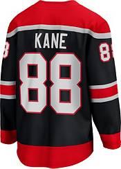 NHL Men's Chicago Blackhawks Patrick Kane #88 Special Edition Black Replica Jersey product image