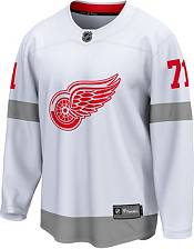 NHL Men's Detroit Red Wings Dylan Larkin #71 Special Edition White Replica Jersey product image