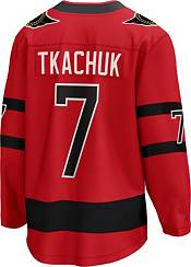 NHL Men's Ottawa Senators Brady Tkachuk #7 Special Edition Red Replica Jersey product image