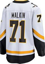 NHL Men's Pittsburgh Penguins Evgeni Malkin #71 Special Edition White Replica Jersey product image