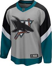 NHL Youth San Jose Sharks Special Edition Blank Gray Replica Jersey product image