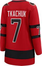 NHL Women's Ottawa Senators Brady Tkachuk #7 Special Edition Red Replica Jersey product image