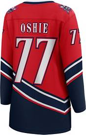 NHL Women's Washington Capitals T.J. Oshie #77 Special Edition Red Replica Jersey product image