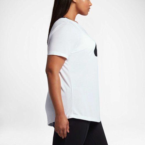 e31d17fa921 Nike Women s Plus Size Sportswear Essential T-Shirt