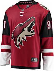 NHL Men's Arizona Coyotes Taylor Hall #91 Breakaway Home Replica Jersey product image