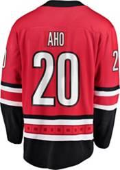 NHL Men's Carolina Hurricanes Sebastian Aho #20 Breakaway Home Replica Jersey product image