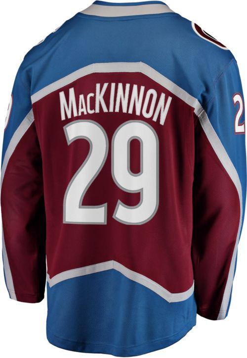 NHL Men s Colorado Avalanche Nathan MacKinnon  29 Breakaway Home Replica  Jersey. noImageFound. Previous. 1. 2. 3 b4e2de779