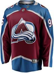 NHL Men's Colorado Avalanche Mikko Rantanen #96 Breakaway Home Replica Jersey product image