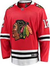 NHL Men's Chicago Blackhawks Alex DeBrincat #12 Breakaway Home Replica Jersey product image