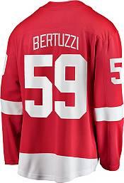 NHL Men's Detroit Red Wings Tyler Bertuzzi #59 Breakaway Home Replica Jersey product image