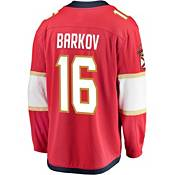 NHL Men's Florida Panthers Aleksander Barkov #16 Breakaway Home Replica Jersey product image
