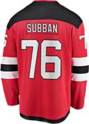 NHL Men's New Jersey Devils P.K. Subban #76 Breakaway Home Replica Jersey product image