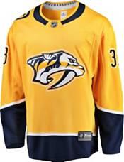 NHL Men's Nashville Predators Viktor Arvidsson #33 Breakaway Home Replica Jersey product image