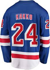 NHL Men's New York Rangers Kaapo Kaako #24 Breakaway Home Replica Jersey product image