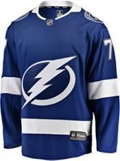 NHL Men's Tampa Bay Lightning Victor Headman #77 Breakaway Home Replica Jersey product image