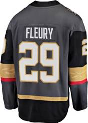 NHL Men's Vegas Golden Knights Marc-Andre Fleury #29 Breakaway Home Replica Jersey product image