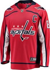 NHL Men's Washington Capitals Alexander Ovechkin #8 Breakaway Home Replica Jersey product image