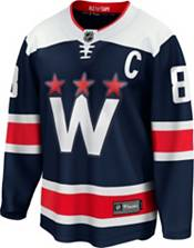 NHL Men's Washington Capitals Alexander Ovechkin #8 Alternate Replica Navy Jersey product image