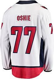 NHL Men's Washington Capitals T.J. Oshie #77 Breakaway Away Replica Jersey product image