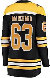 NHL Women's Boston Bruins Brad Marchand #63 Breakaway Home Replica Jersey product image