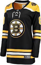 NHL Women's Boston Bruins David Pastrnak #88 Breakaway Home Replica Jersey product image