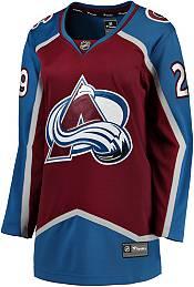 NHL Women's Colorado Avalanche Nathan MacKinnon #29 Breakaway Home Replica Jersey product image