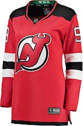 best website e2f59 0e75e NHL Women's New Jersey Devils Tayor Hall #9 Breakaway Home Replica Jersey
