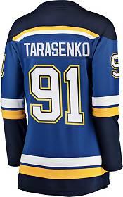 NHL Women's St. Louis Blues Vladimir Tarasenko #91 Breakaway Home Replica Jersey product image