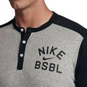 Nike Men's Flux ¾ Sleeve Henley Baseball Top product image