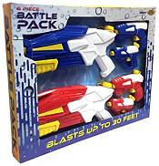 Water Sports 6-Piece Battlepack Toy Water Guns product image