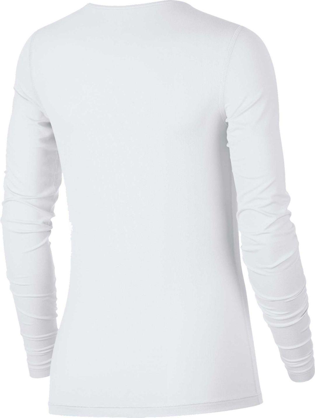 79dff1c2 Nike Women's Pro Cool Long Sleeve Training Shirt | DICK'S Sporting Goods