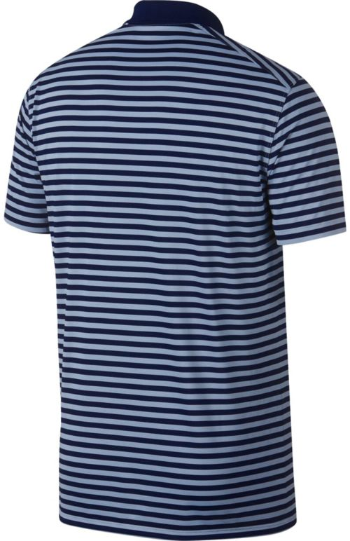 8189094a08 Nike Men s Striped Dry Victory Golf Polo. noImageFound. Previous. 1. 2